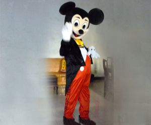 Fur Costumes Mickey