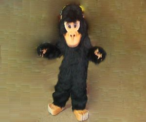Fur Costumes Monkey