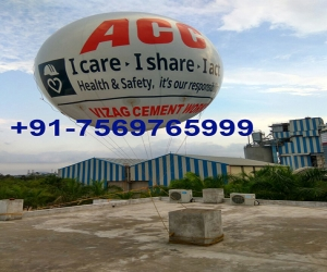 ACC ADVERTISING BALLOON